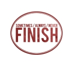 Sometimes Always Never Finish